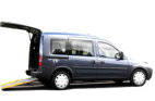 wheelchair accessible vauxhall combo vehicles for sale